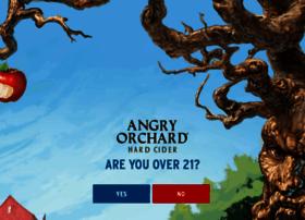 angryorchard.com