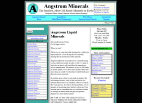 angstrom-mineral.com