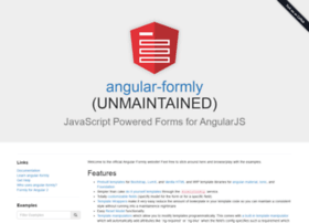 angular-formly.com
