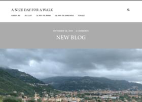 anicedayforawalk.com
