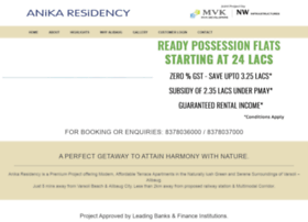 anikaresidency.com
