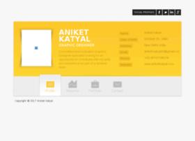 aniketkatyal.com