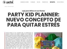 animacion-infantil.centraldelespectaculo.com