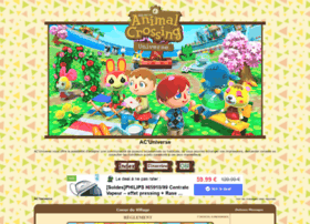 animal-crossing-wii.forums-actifs.com