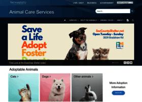 animalcare.saccounty.net