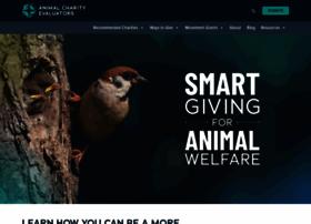 animalcharityevaluators.org