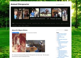 animalchiropractorservices.com