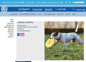 animalcontrol.macombgov.org