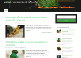 animalesenextincion.net