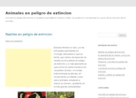 animalesenpeligrodeextincion.com.mx