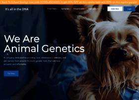 animalgenetics.us
