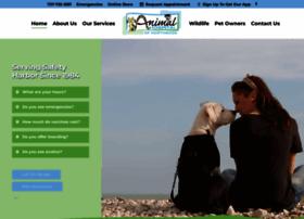 animalhospitalofnorthwood.com