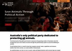 animaljusticeparty.org