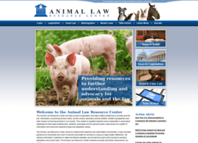animallaw.com