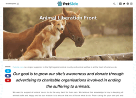 animalliberationfront.com