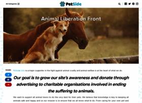 animalliberationfront.com