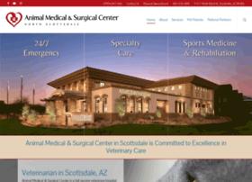 animalmedicalandsurgical.com
