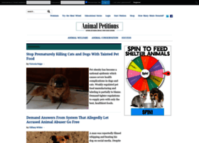 animalpetitions.org