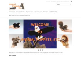 animalpuppetsetc.com