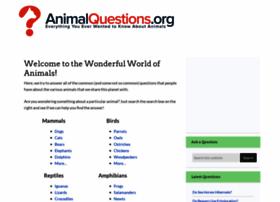 animalquestions.org