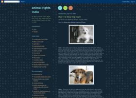 animalrightsindia.blogspot.com