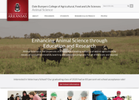 animalscience.uark.edu