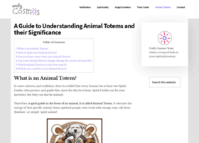 animaltotem.com