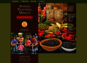 animalvegetablemiracle.com
