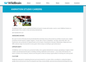 animationstudiocareers.dhxmedia.com