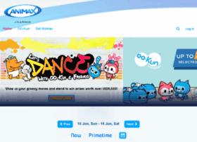 animaxindia.com