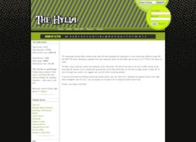 anime.thehylia.com