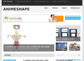 animeshape.com