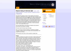 aninterview.wordpress.com