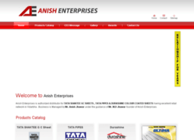 anishenterprises.co.in