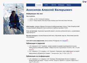 anisimoff.org