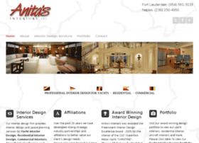 anitasinteriors.com