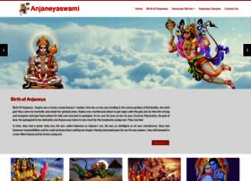 anjaneyaswami.com