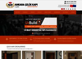ankaracelikkapi.com.tr