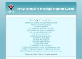anket.tubitak.gov.tr