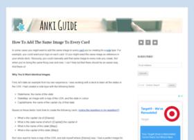 ankiguide.com