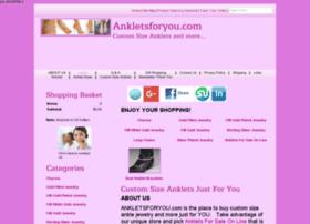 ankletsforyou.com