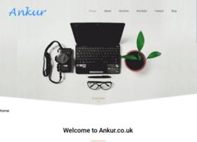 ankur.co.uk