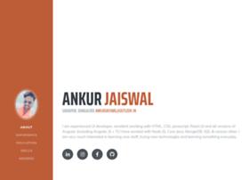 ankurjaiswal.com