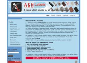 anlabels.com