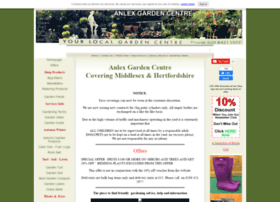 anlexgardencentre.co.uk