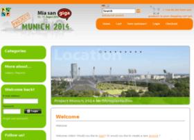 anmeldung.munich-2014.de