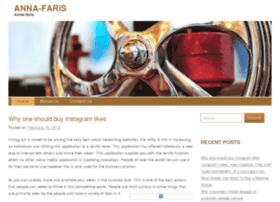 anna-faris.org