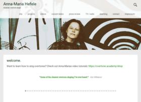 anna-maria-hefele.com