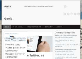 annagenis.com