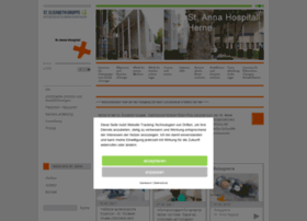 annahospital.de
